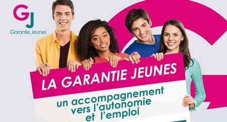 Rentrée Groupe Garantie Jeunes @ Mission locale