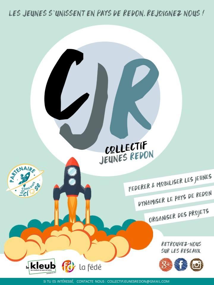 Présentation du Collectif jeunes de Redon (CJR) @ Mission locale jeunes