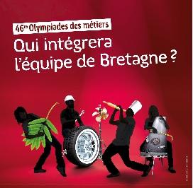 Olympiades des métiers - St Brieuc
