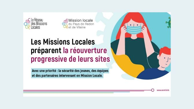 Vers une réouverture progressive des Missions Locales
