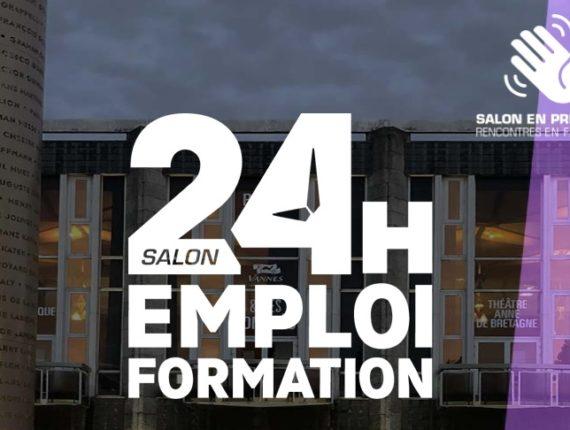 24H Emploi Formation à Rennes