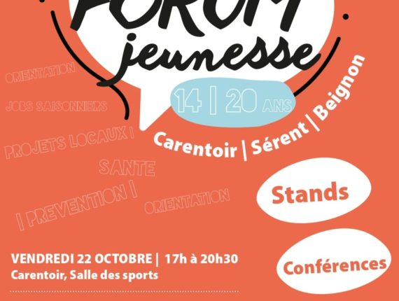 forum jeunesse sur Carentoir